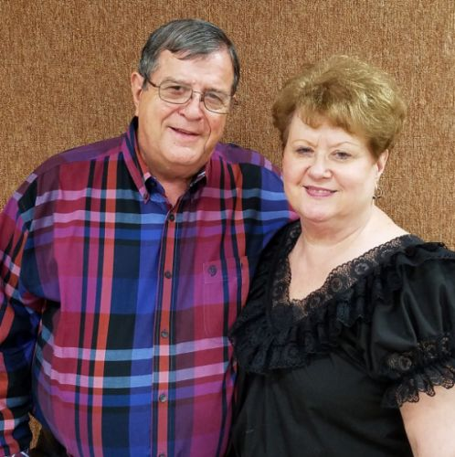 Jim and Twyla Woolsey